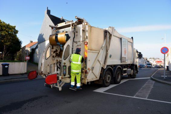 collecte des déchets - La Carène